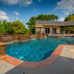 Superb Photo Of Richardu0027s Total Backyard Solutions   Houston, TX, United States.  Pool/