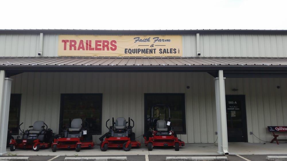 Faith Farm & Equipment Sales: 585 W Ritchie Rd, Salisbury, NC