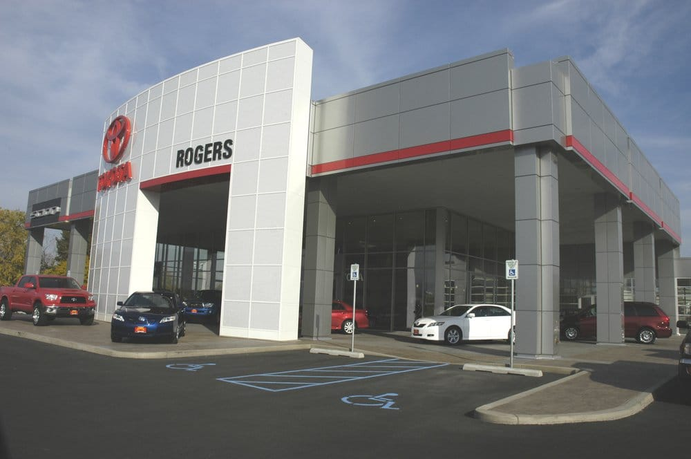 Rogers Toyota Lewiston >> Rogers Toyota Car Dealers 2203 16th Ave Lewiston Id