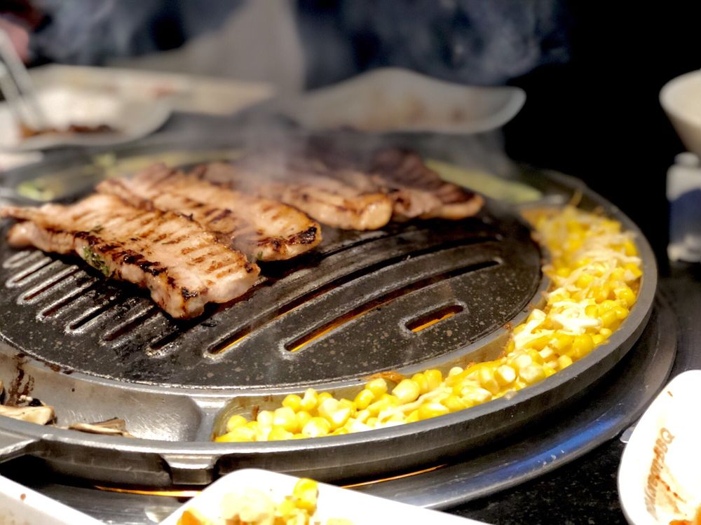 D 92 Korean BBQ: 225 E Trinity Pl, Decatur, GA