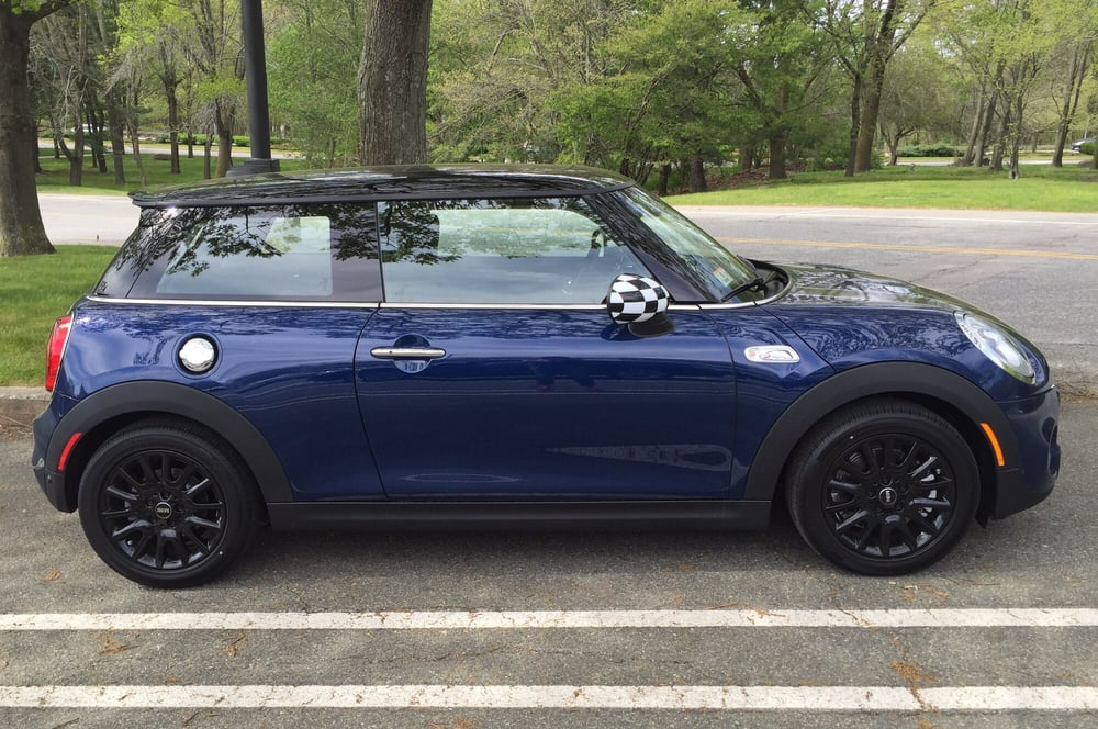2016 Mini Cooper S Deep Blue Yelp