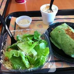 Nature S Table Sesame Thai Wrap