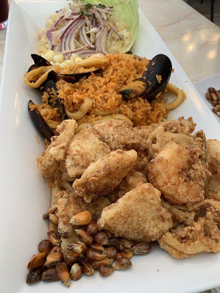 Doña Tere Peruvian Restaurant: 16438 Cambridge Dr, Lathrop, CA