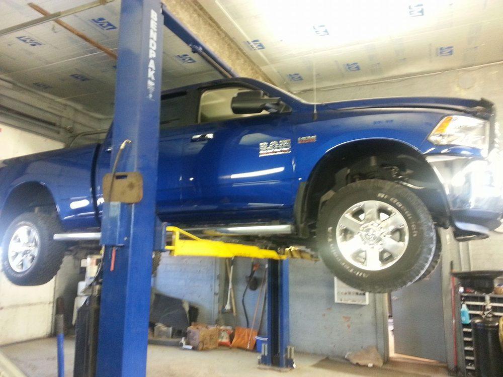 Steve's Auto Repair: 622 N Main St, Jacksonville, IL