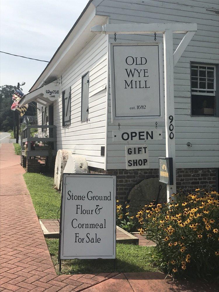 Wye Grist Mill: 900 Wye Mills Rd, Wye Mills, MD