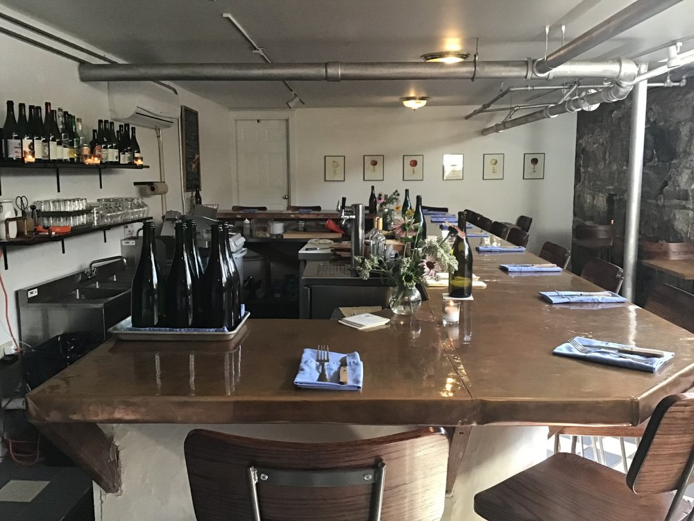 Perennial Cider Bar + Farm Kitchen: 84 Main St, Belfast, ME