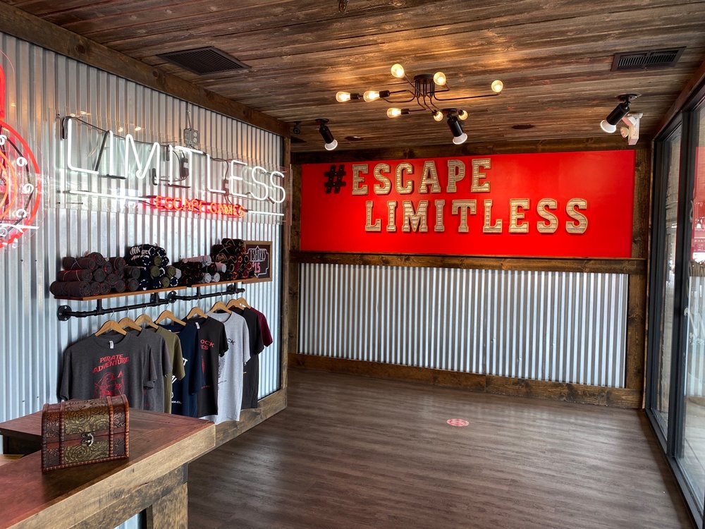 Social Spots from Limitless Escape Games - Stockton