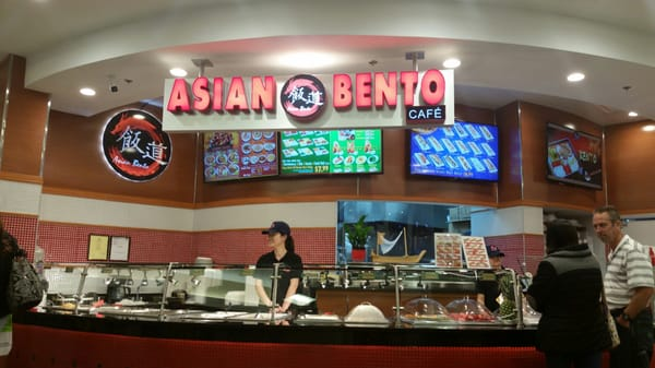 Asian Bento Cafe