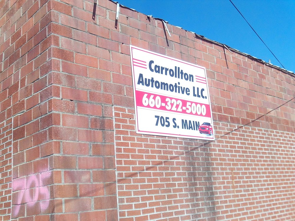 Carrollton Automotive: 705 South Main St, Carrollton, MO