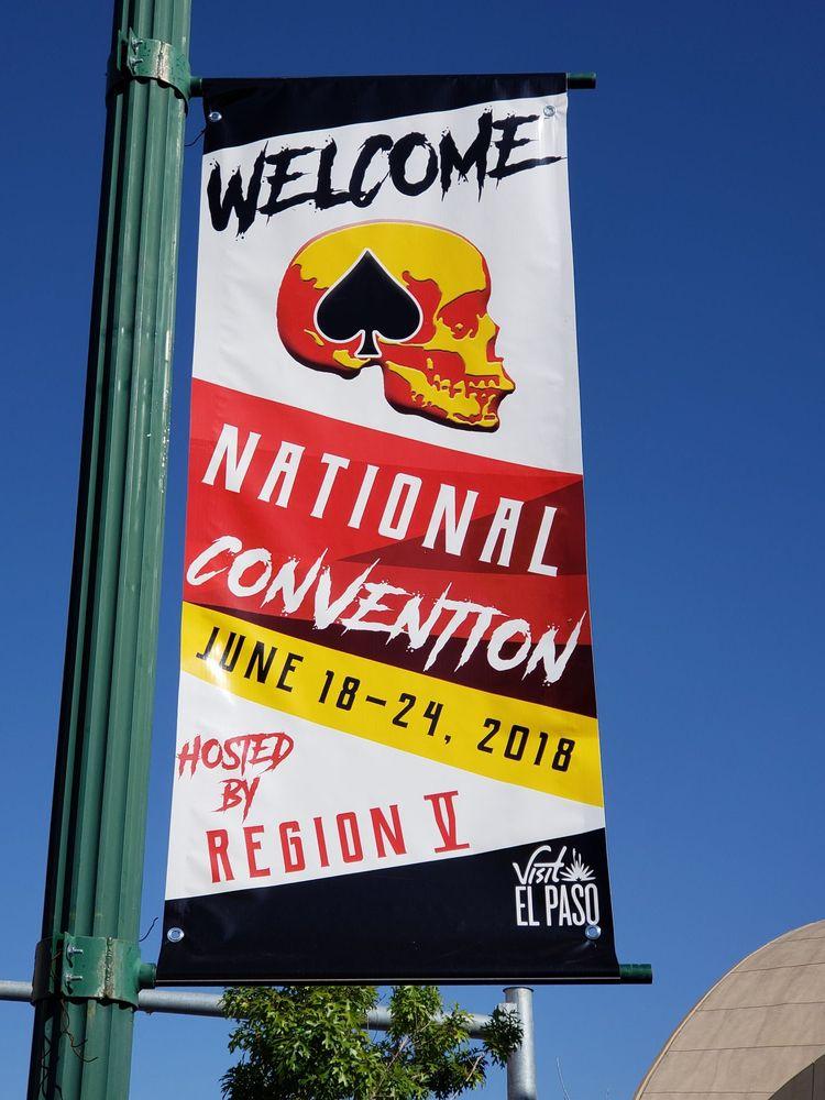 El Paso Convention Center: 1 Civic Ctr Plz, El Paso, TX