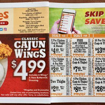 Popeyes Louisiana Kitchen - 194 Photos & 122 Reviews - Fast Food ...