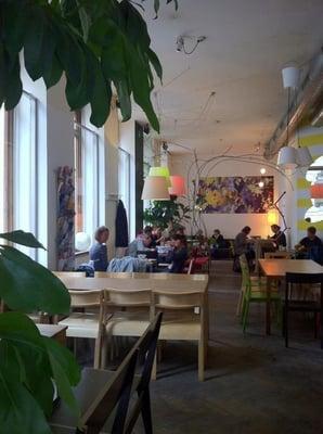 Das Möbel das möbel das cafe cafes burggasse 10 vienna wien austria