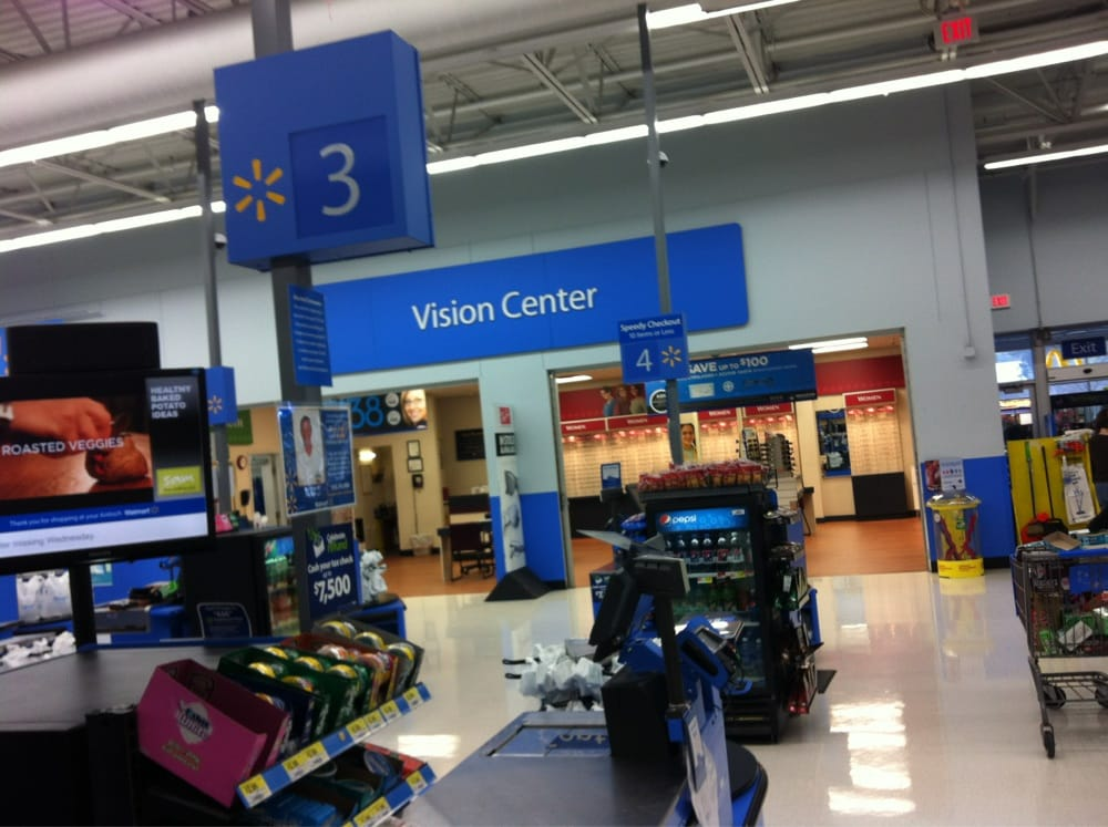 walmart vision center - 15 reviews - optometrists
