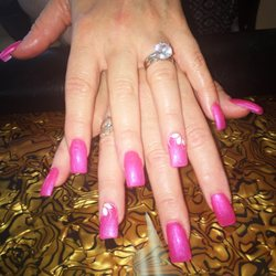 Photo Of C D Nails Natick Ma United States Acrylic