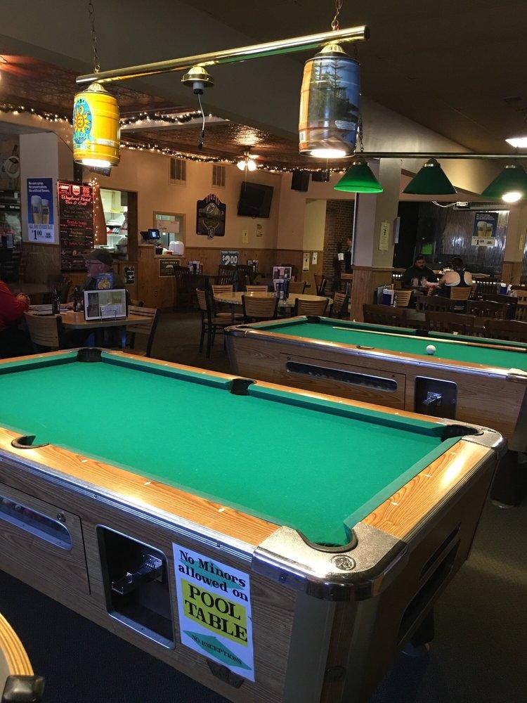 Wayland Hotel & Bar: 104 S Main St, Wayland, MI