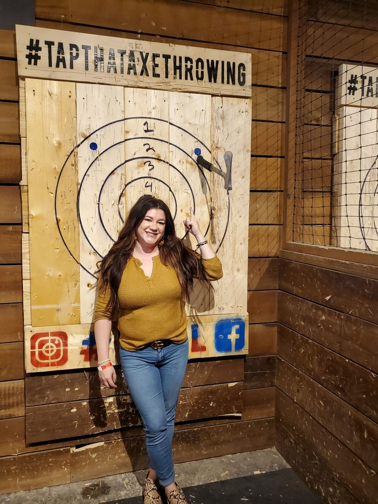 Tap That Axe Throwing: 6000 Meadowbrook Mall Ct, Clemmons, NC
