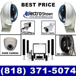 Electro shawn 23 photos security systems encino los Best home security los angeles