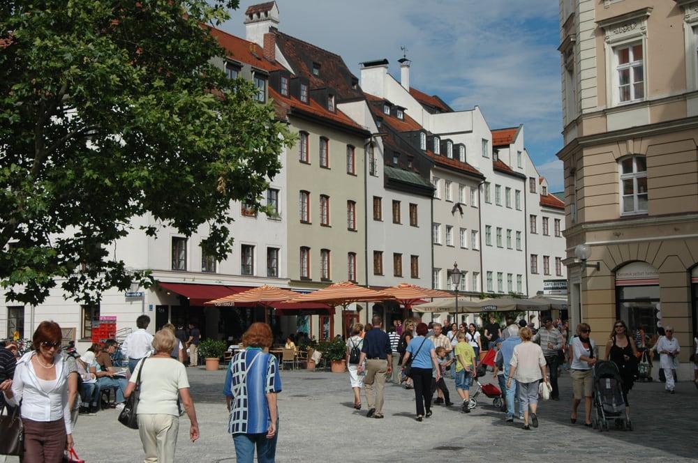 Singler tyskland i München
