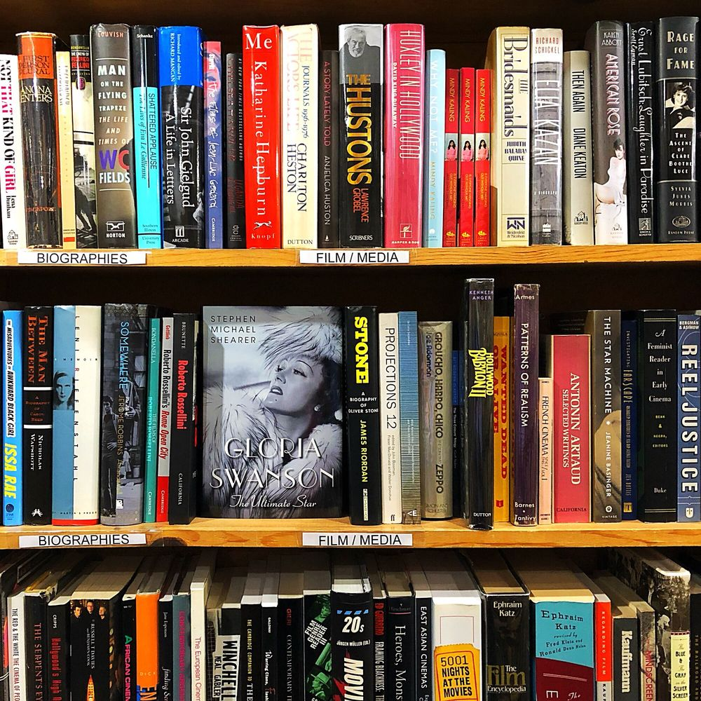 Russian Hill Bookstore: 2162 Polk St, San Francisco, CA