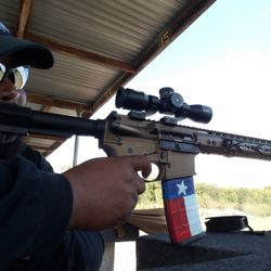 Photo Of Gibson Outpost Shooting Range Mesquite Tx United States This