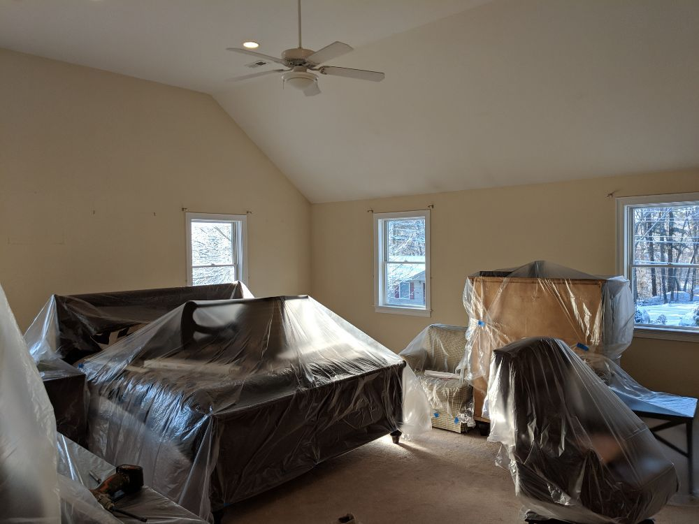 Quality Painting, Inc: Burlington, MA