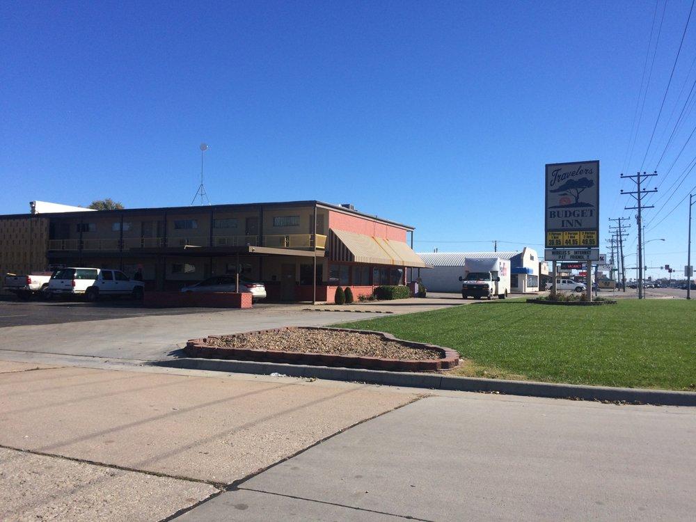 Travelers Budget Inn | 4200 10th St, Great Bend, KS, 67530 | +1 (620) 793-5448