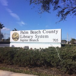 Photo Of Jupiter Branch Library Jupiter Fl United States