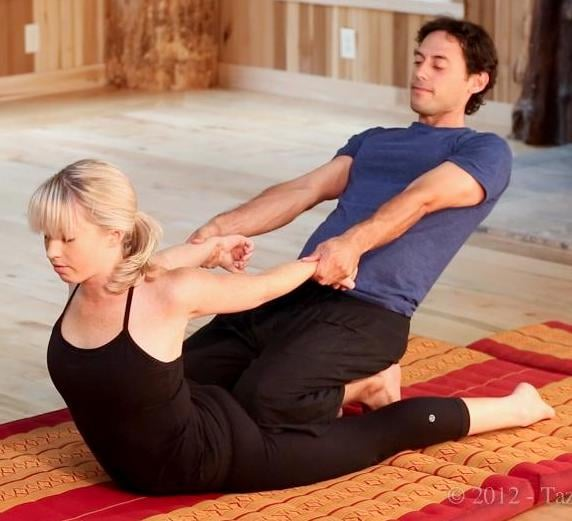 Thai Yoga Bodywork: 24 Sardis Rd, Asheville, NC