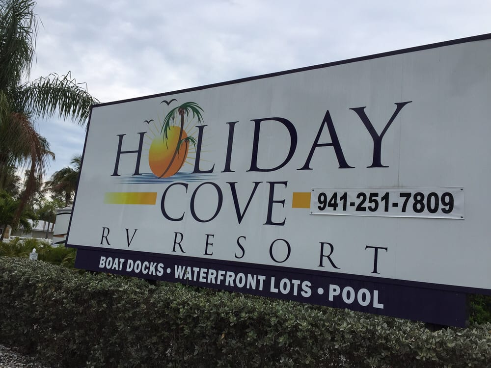 Holiday Cove RV Resort: 11900 Cortez Rd W, Cortez, FL