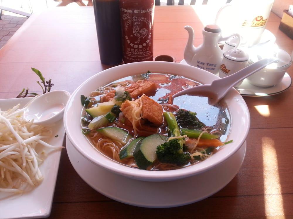 Pho Dong Restaurant Redwood City Ca