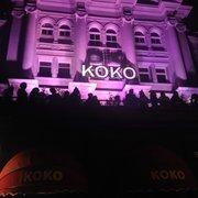 KOKO - Londres, London, Royaume-Uni. Soooo many people