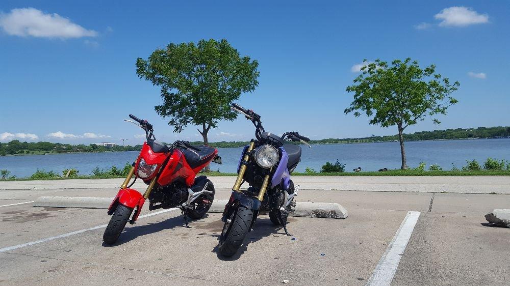 Moto Man of 214: Dallas, TX