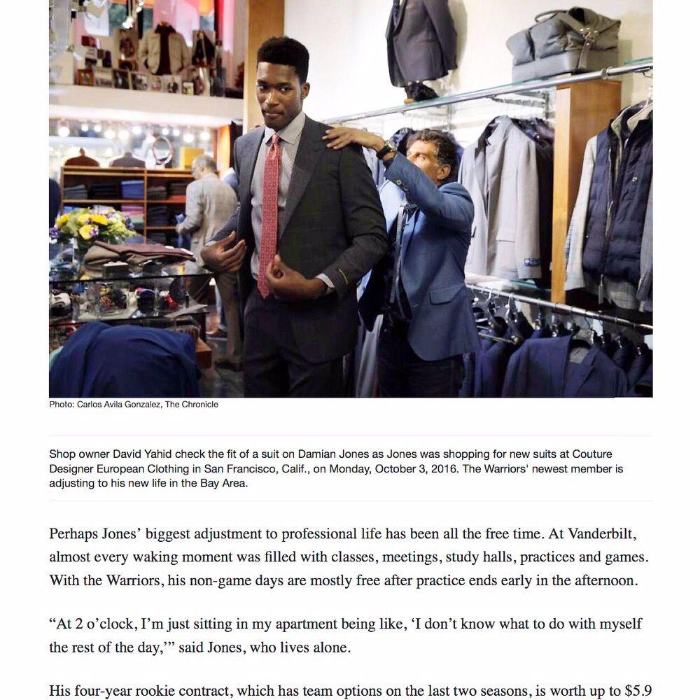 Three piece suit. - Yelp