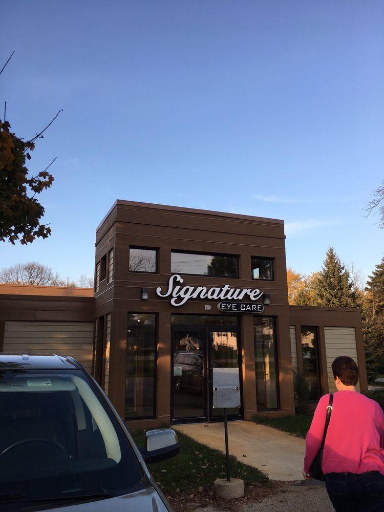 Signature EyeCare: 15300 Watertown Plank Rd, Elm Grove, WI