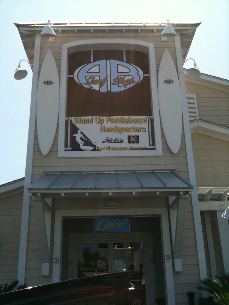 Atlantic Beach Surf Shop: 515 W Fort Macon Rd, Atlantic Beach, NC