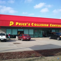 Price s collision centers 14 reviews panel beaters for Car paint shop prices