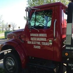 Broken Wheel Auto Salvage And S