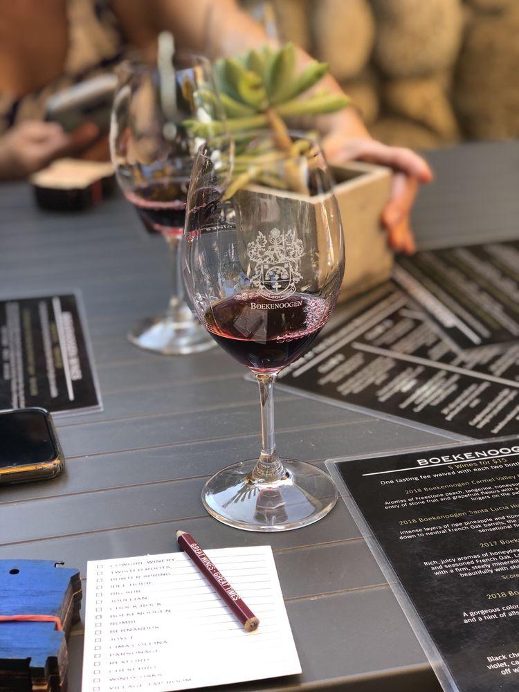 Boekenoogen Vineyards and Winery: 24 W Carmel Valley Rd, Carmel Valley, CA