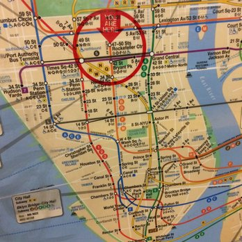 Subway Map To Rockefeller.Mta 47 50 Streets Rockefeller Center Subway Station 68 Photos