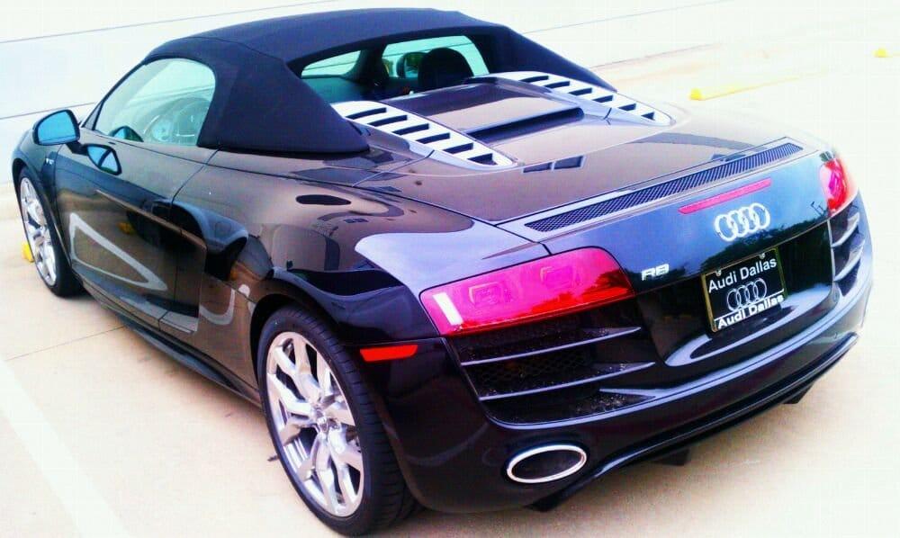 2011 Audi R8 V10 5.2 FSI Quattro R-Tronic Spyder - Yelp