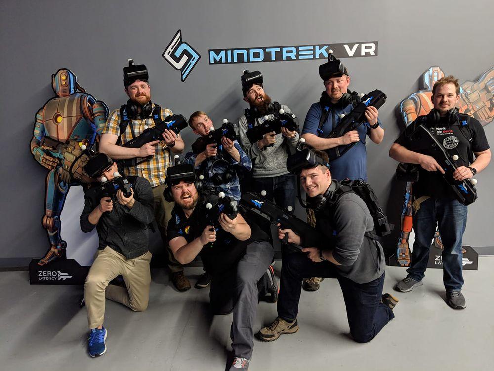 MindTrek VR: 34 Cummings Park Dr, Woburn, MA