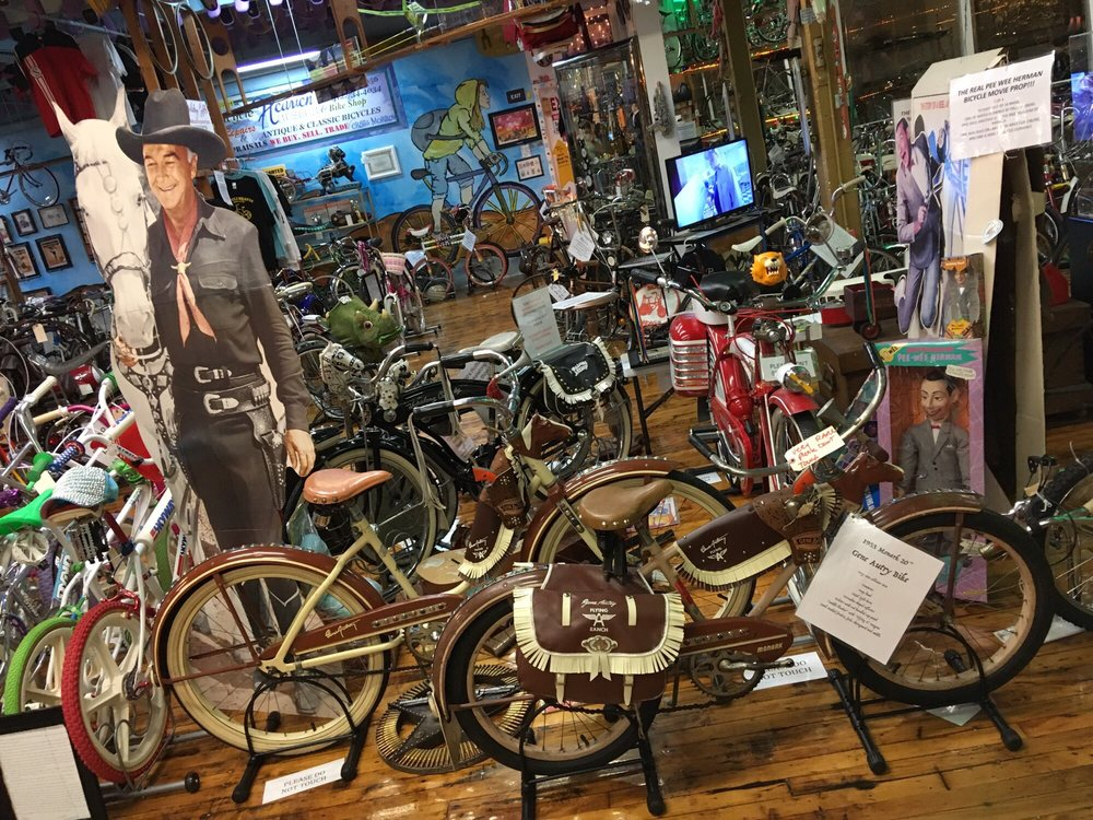 Bicycle Heaven: 1800 Preble Ave, Pittsburgh, PA
