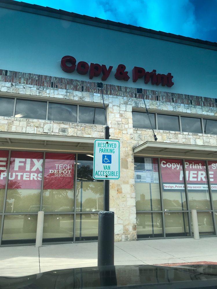 Office Depot: 1205 N Loop 1604 W, San Antonio, TX