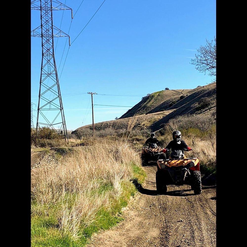 Enjoy the Mountain ATV Tours: 18600 W Corral Hollow Rd, Tracy, CA