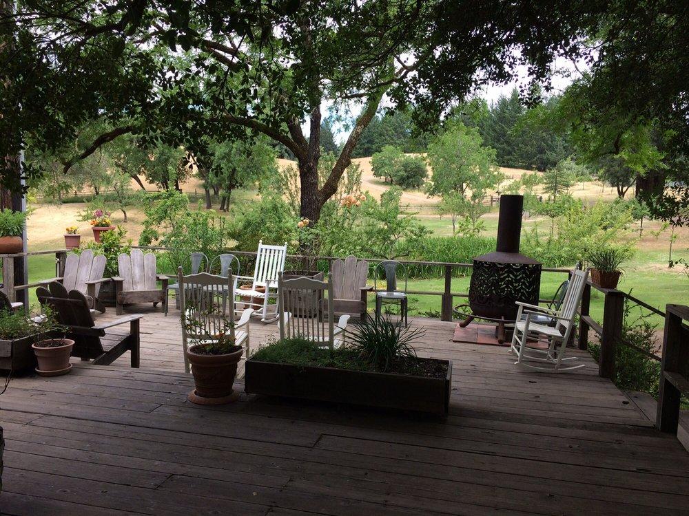 Blackbird Farm: 18601 Van Zandt Resort Rd, Philo, CA