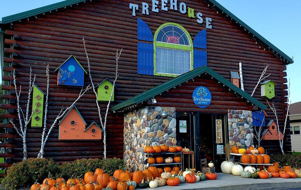 Treehouse Gift & Home: 9546 E 16 Frontage Rd, Onalaska, WI