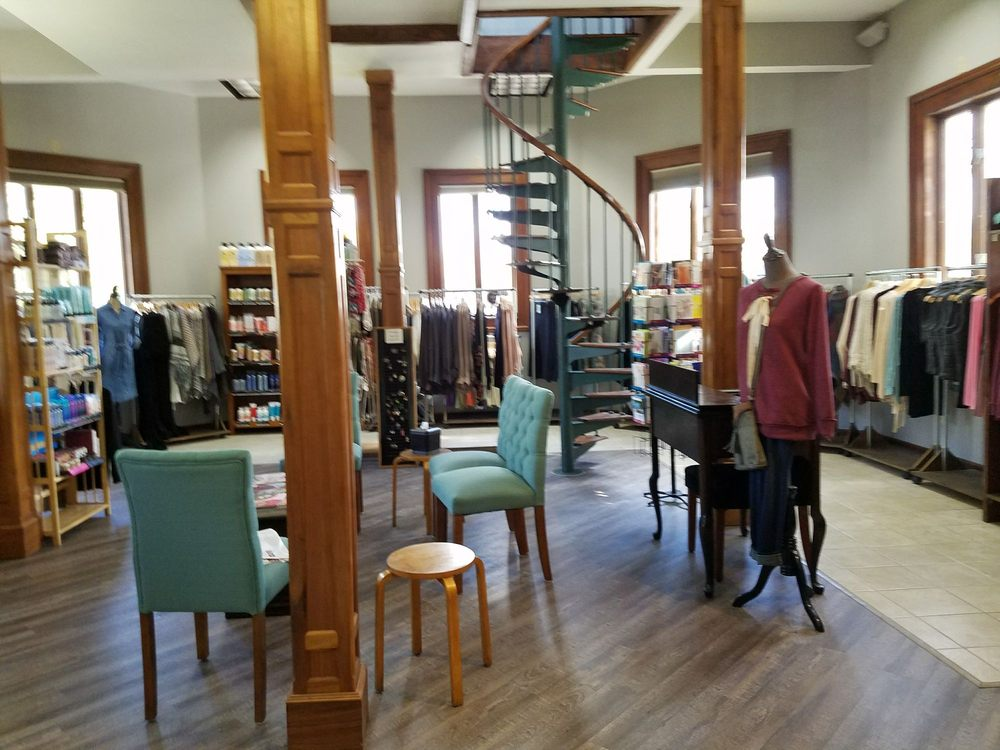 Salon in the Tower: 10225 Main St, Clarence, NY
