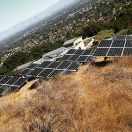Photo of Canopy Energy - Van Nuys CA United States. Ground Mount & Photos for Canopy Energy - Yelp