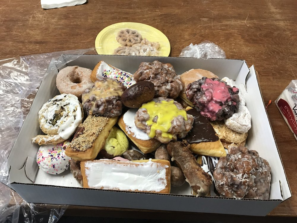 Kreger's Bakery & Deli: 1506 N 3rd St, Wausau, WI