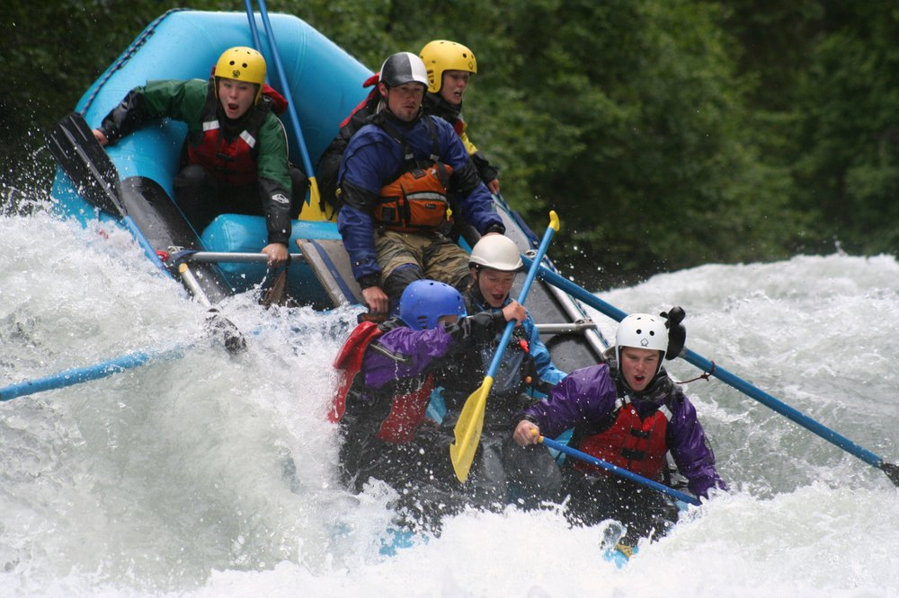 NOVA Alaska Guides: 64870 2nd St, Hope, AK